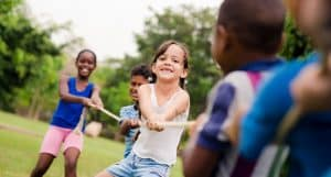 Relaciones entre niños y niñas