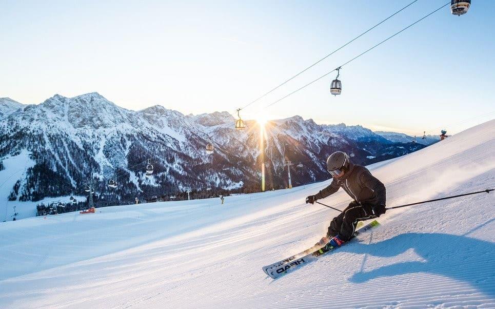 Deportes de invierno, un futuro profesional muy abierto