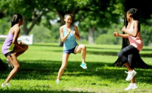 Beneficios de calentar antes de hacer deporte