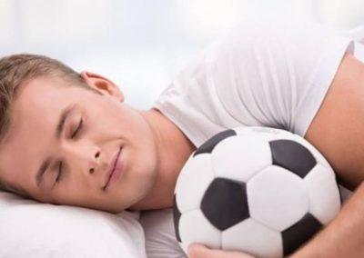 ¿Por qué los jóvenes futbolistas necesitan un buen descanso?