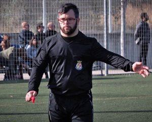 Competencia técnica de árbitros y jueces deportivos