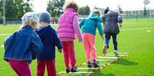 monitor de niños tiempo libre