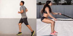 Diferencias entre ejercicio aeróbico y anaeróbico